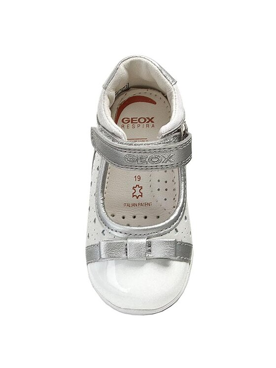 Geox Geox Scarpe basse B Bubble A B52E6A 05443 C0434 Bianco