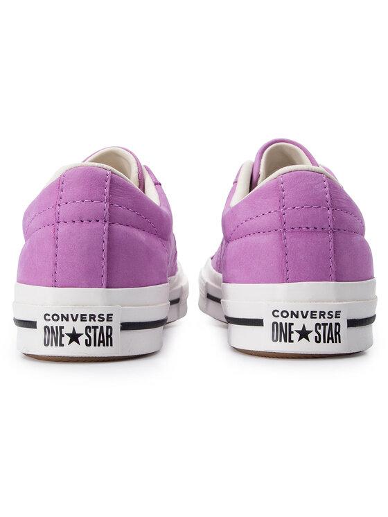 Converse Converse Tenisky One Star Ox 161587C Ružová