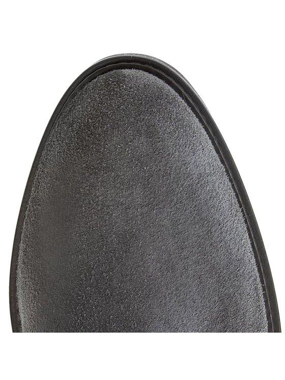 Tommy Hilfiger Tommy Hilfiger Členková obuv Holly 3B FW56819499 Sivá