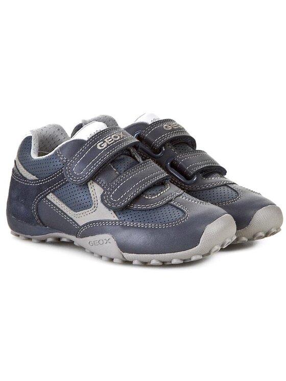 Geox Geox Κλειστά παπούτσια J Snake B. A J52G7A 043BC C0661/M Μπλε