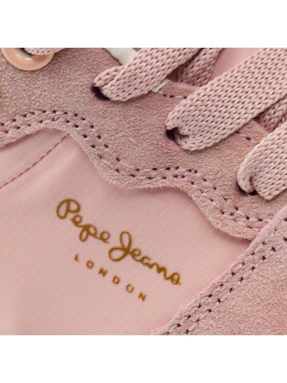Pepe Jeans Pepe Jeans Sportcipő Bimba Soft PLS30861 Rózsaszín