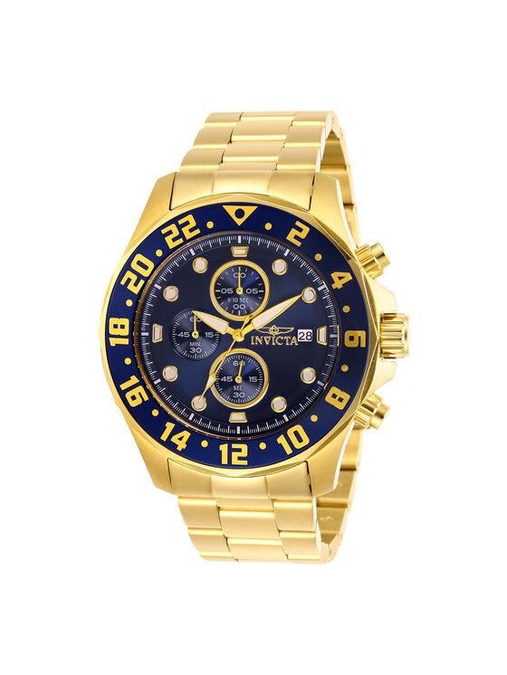 Invicta Watch Laikrodis 15942 Auksinė
