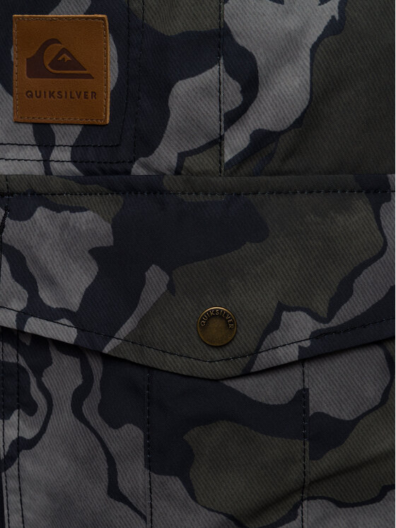 Quiksilver Quiksilver Pantaloni da snowboard EQYTP03118 Multicolore Regular Fit