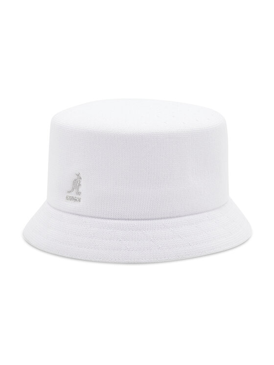 Kangol Kapelusz Bucket Tropic Bin K3299HT Biały