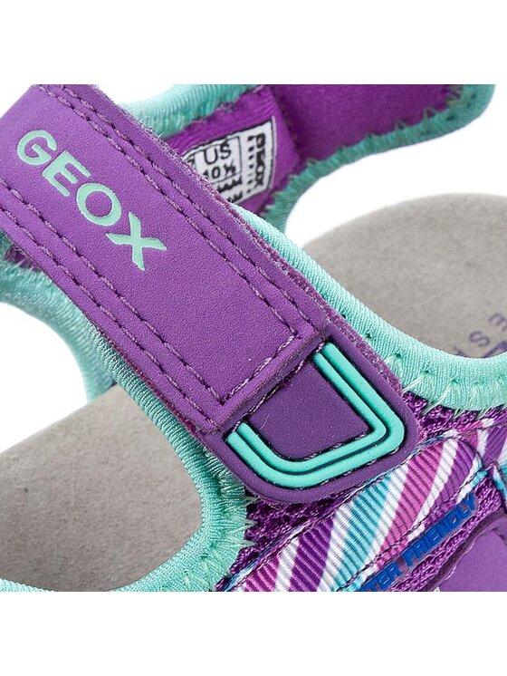 Geox Geox Sandále J S. Roxanne B J52D9B 05014C 8123 Fialová