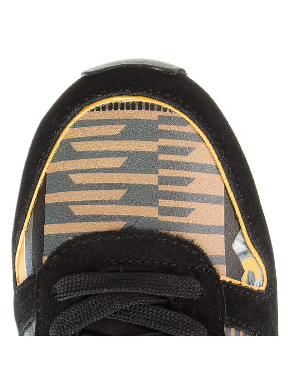 Versace Jeans Versace Jeans Sneakers E0VSBSA1 Negru