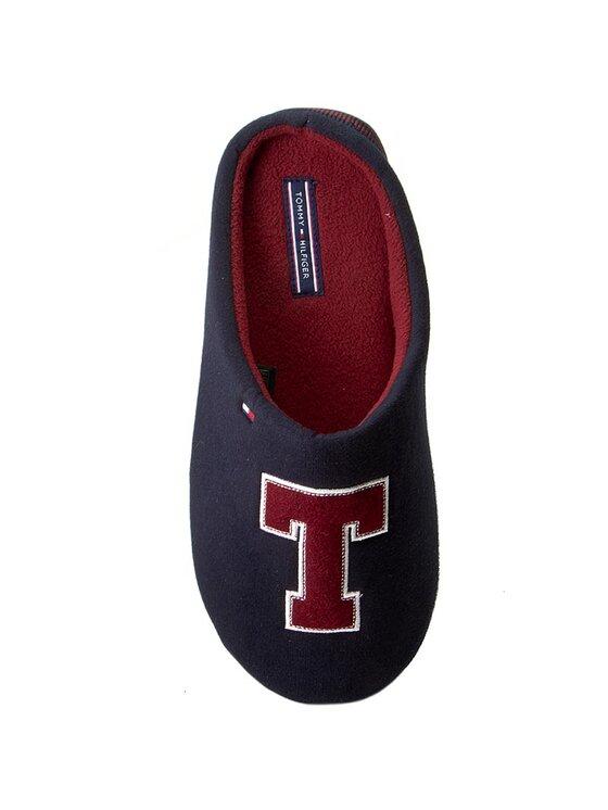 TOMMY HILFIGER TOMMY HILFIGER Пантофи Cornwall 1D FM56822117 Тъмносин