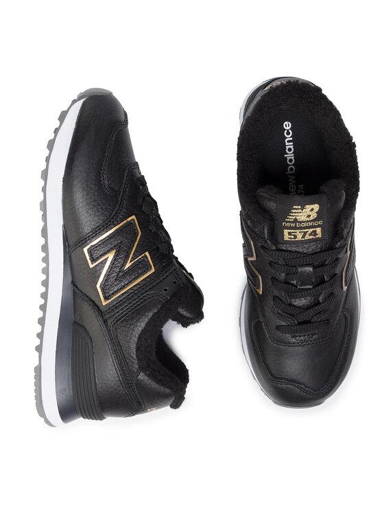 New Balance New Balance Sneakers WL574RMR Schwarz