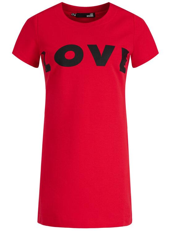 LOVE MOSCHINO LOVE MOSCHINO Hétköznapi ruha W592907E2117 Regular Fit