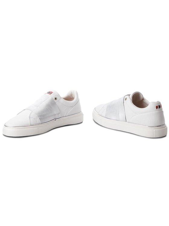 Napapijri Napapijri Sneakersy Alicia 16771586 Biały