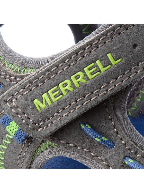 Merrell Merrell Sandały Panther Sandal MC53337 Szary