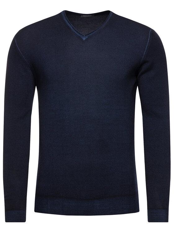 Digel Digel Πουλόβερ 1298001 Σκούρο μπλε Regular Fit