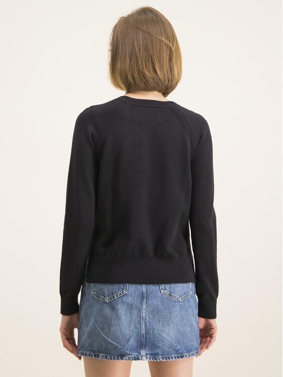 Calvin Klein Jeans Calvin Klein Jeans Sweater J20J213181 Fekete Regular Fit