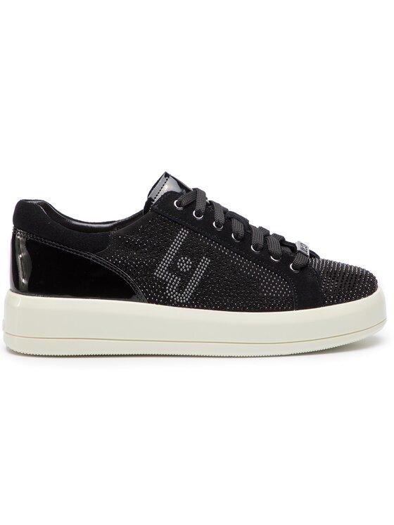 Liu Jo Liu Jo Sneakersy Kim 07 B19015 TX011 Czarny