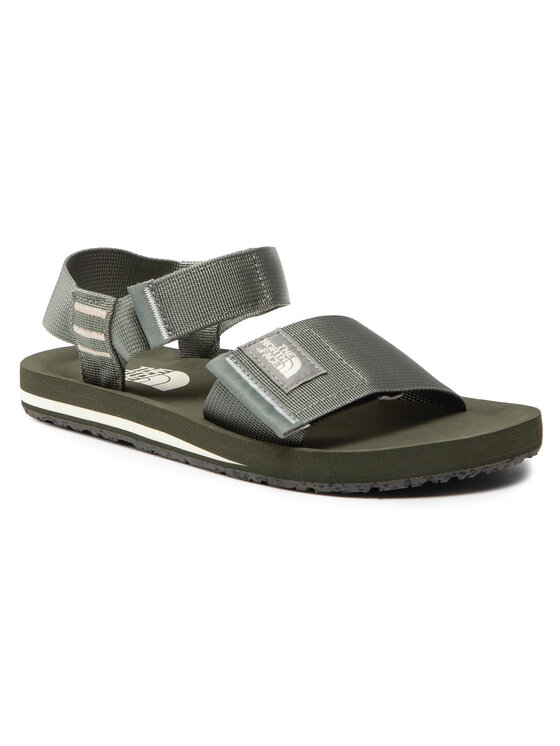 The North Face Basutės Skeena Sandal NF0A46BFZGJ1 Žalia