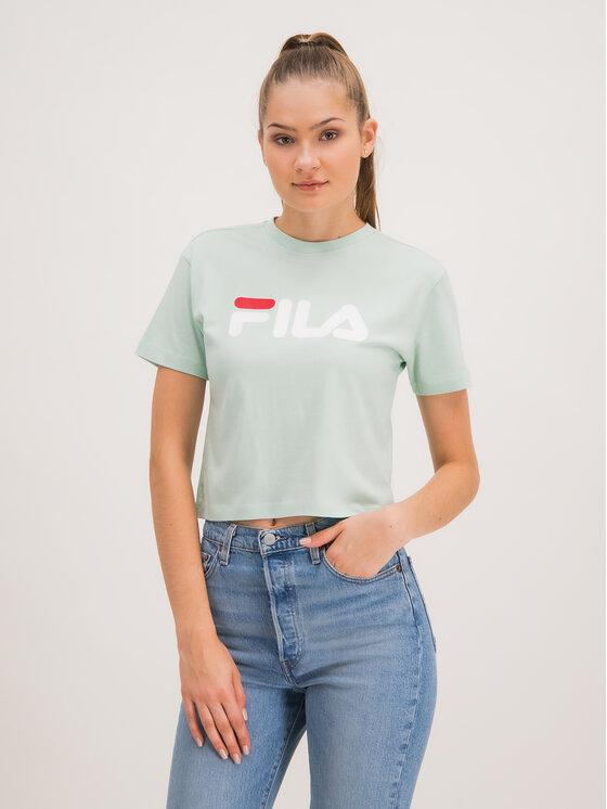 Fila Fila T-shirt Viivika 687212 Vert Regular Fit