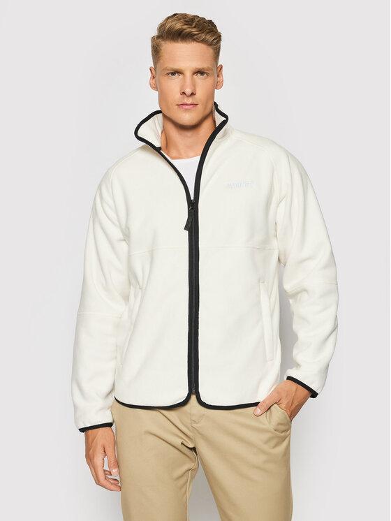 Carhartt WIP Fliso džemperis Beaufort I027023 Smėlio Loose Fit