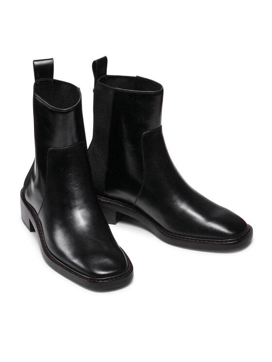 Tory Burch Tory Burch Čizme Chelsea Boot 84888 Crna