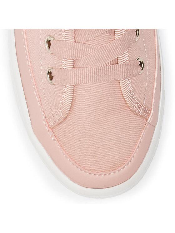 Tommy Hilfiger Tommy Hilfiger Tenisky Corporate Flatform Sneaker FW0FW02456 Růžová