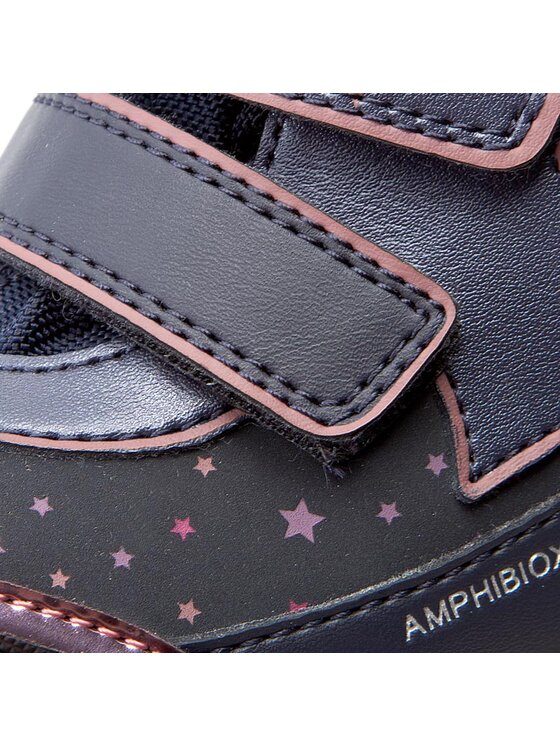 Geox Geox Sniego batai B N.Gulp G.B Abx C B741FC 000BC C0965 Tamsiai mėlyna