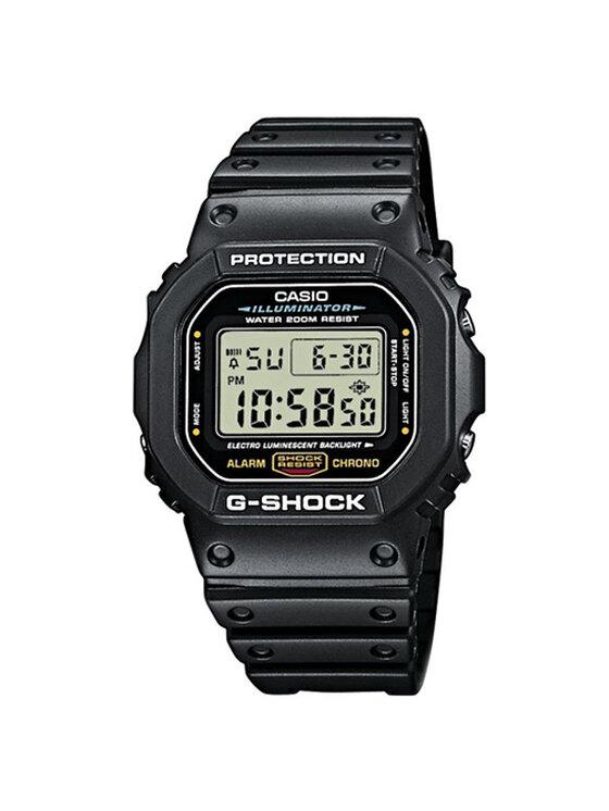 G-Shock Laikrodis DW-5600E-1VER Juoda