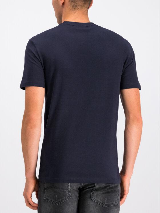 Emporio Armani Emporio Armani T-Shirt 6G1TA7 1J00Z 0922 Σκούρο μπλε Regular Fit