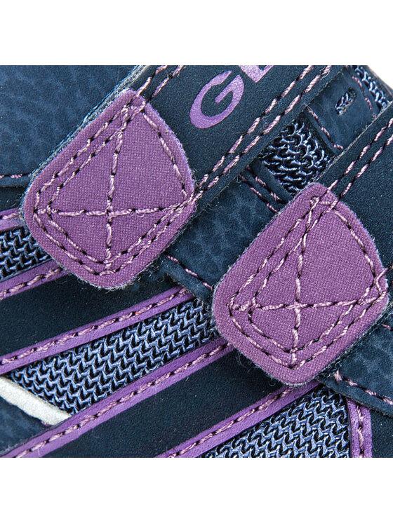 Geox Geox Półbuty J Aragon G.A J4203A 01150 C4005 Niebieski