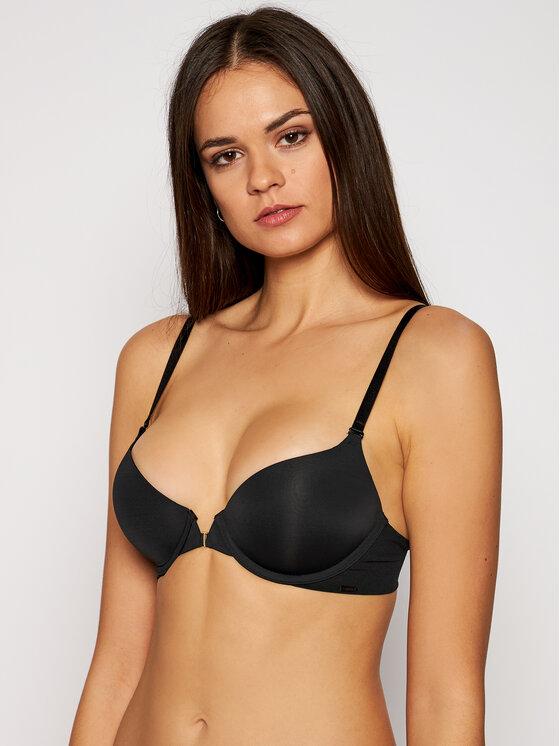 Calvin Klein Underwear Calvin Klein Underwear Biustonosz push-up 000QF9015E Czarny