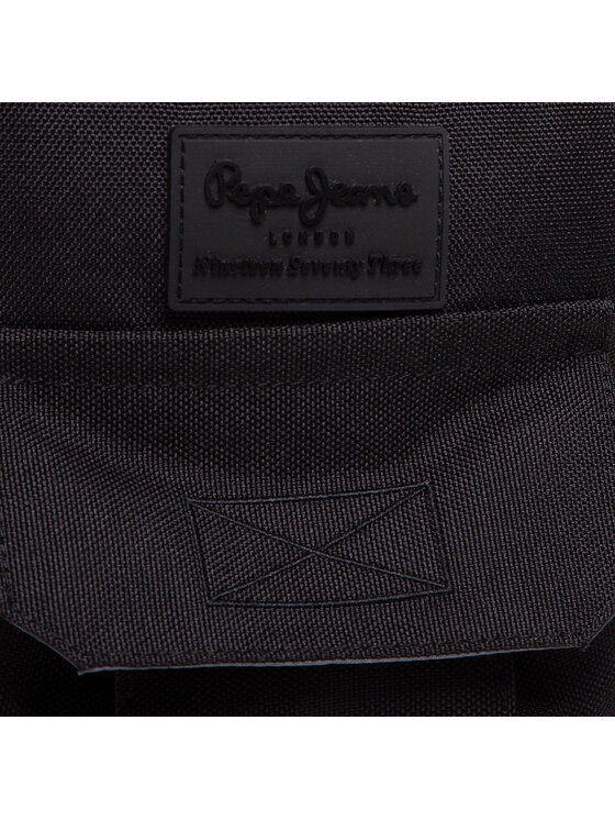 Pepe Jeans Pepe Jeans Saszetka Shoulder Bag Pjl Denton 7175021 Czarny