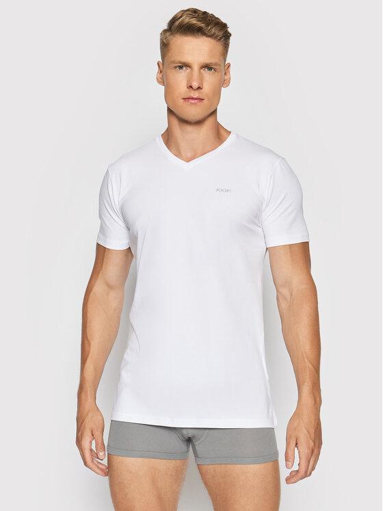 Joop! Joop! 2 póló készlet 30018460 Fehér Regular Fit