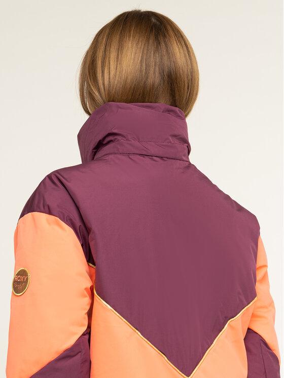 Roxy Roxy Veste de snowboard Taorah Bright Summit ERJTJ03216 Violet Regular Fit