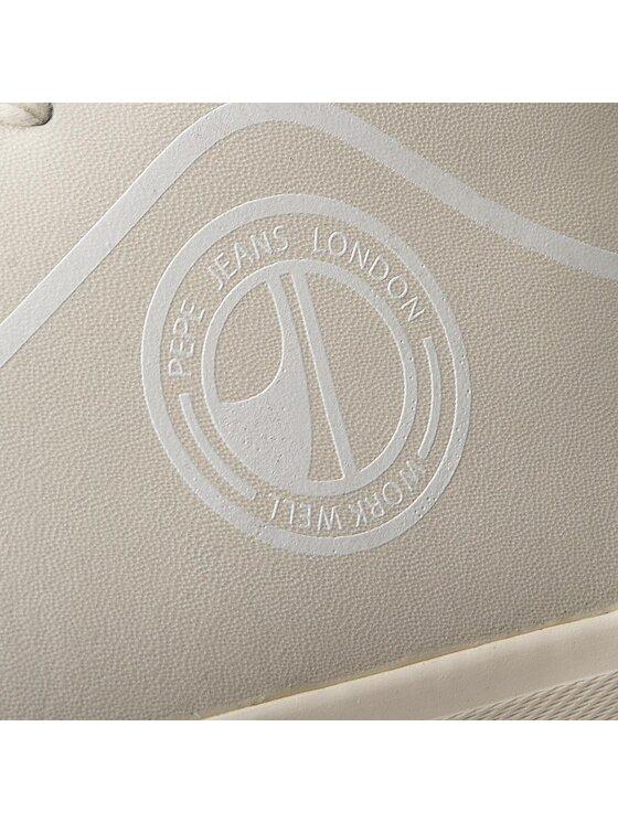Pepe Jeans Pepe Jeans Кецове Industry Pro B&W PMS30428 Бежов