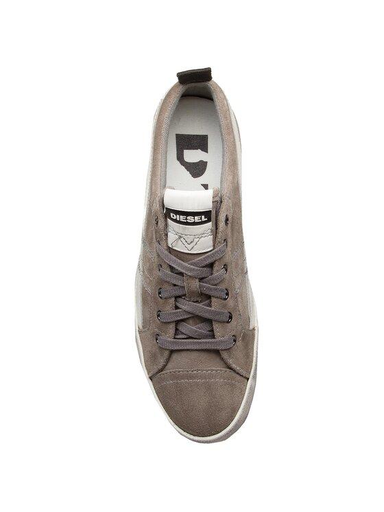 Diesel Diesel Laisvalaikio batai D-Velows Low Lace Y01755 P1834 T8066 Pilka