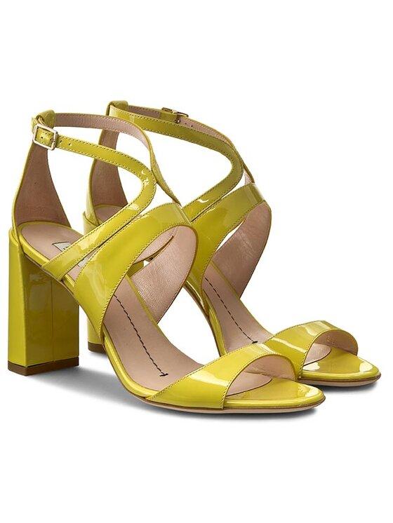 Furla Furla Sandały Carmen 808779 S Y814 X70 Żółty