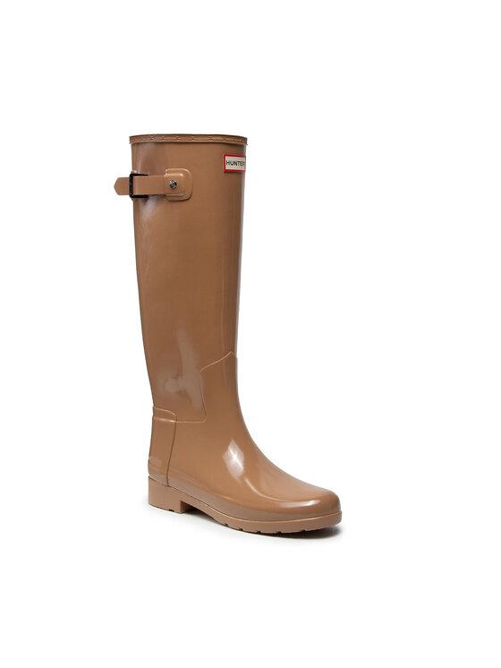 Hunter Guminiai batai W Org Refined Gloss WFT1071RGL Ruda