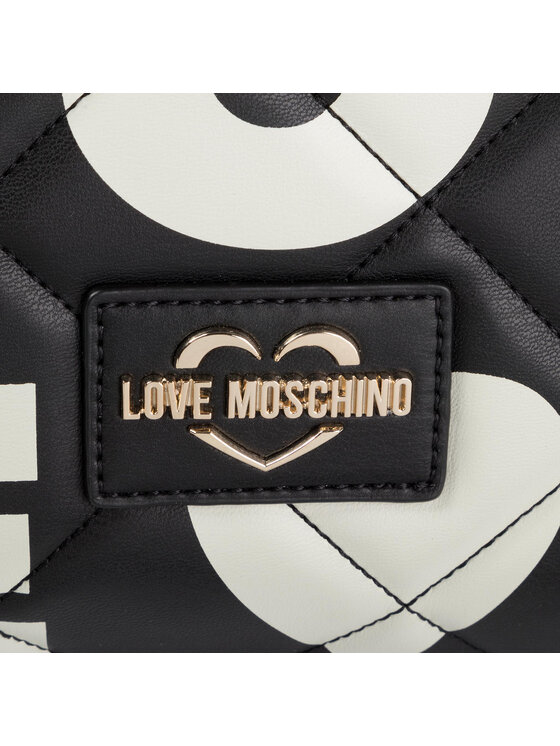 LOVE MOSCHINO LOVE MOSCHINO Táska JC4294PP08KJ100A Fekete