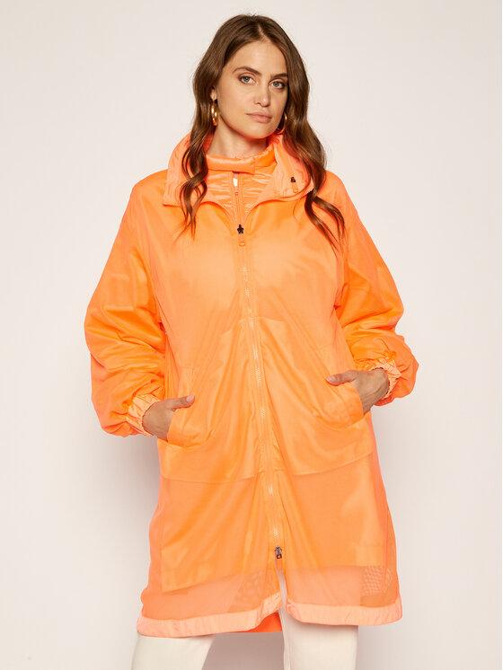 MAX&Co. Demisezoninė striukė Dediche 60315120 Oranžinė Regular Fit