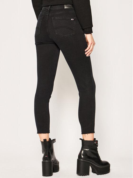 Tommy Jeans Tommy Jeans Jeansy Skinny Fit Nora DW0DW08221 Czarny Skinny Fit