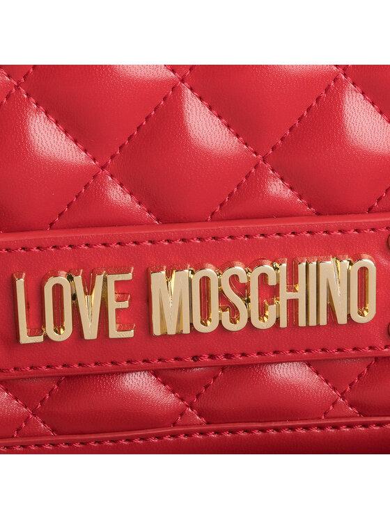 LOVE MOSCHINO LOVE MOSCHINO Torebka JC4000PP18LA0500 Czerwony