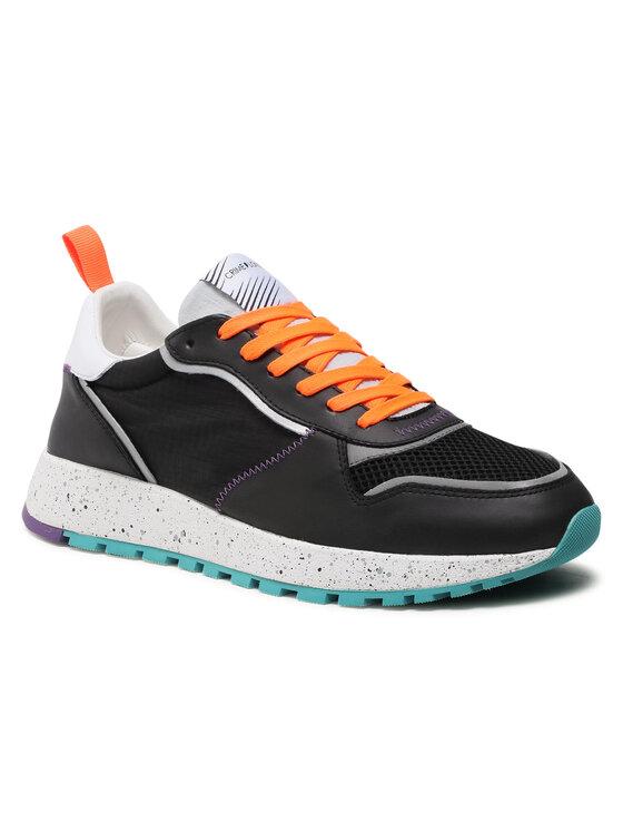 Crime London Laisvalaikio batai Extra Light Runner 11111PP3.20 Juoda