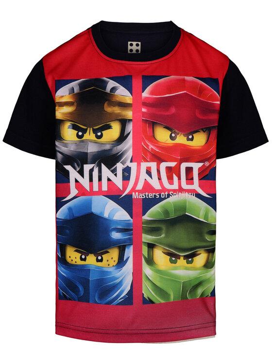 LEGO Wear LEGO Wear T-Shirt Cm 51321 22512 Červená Regular Fit