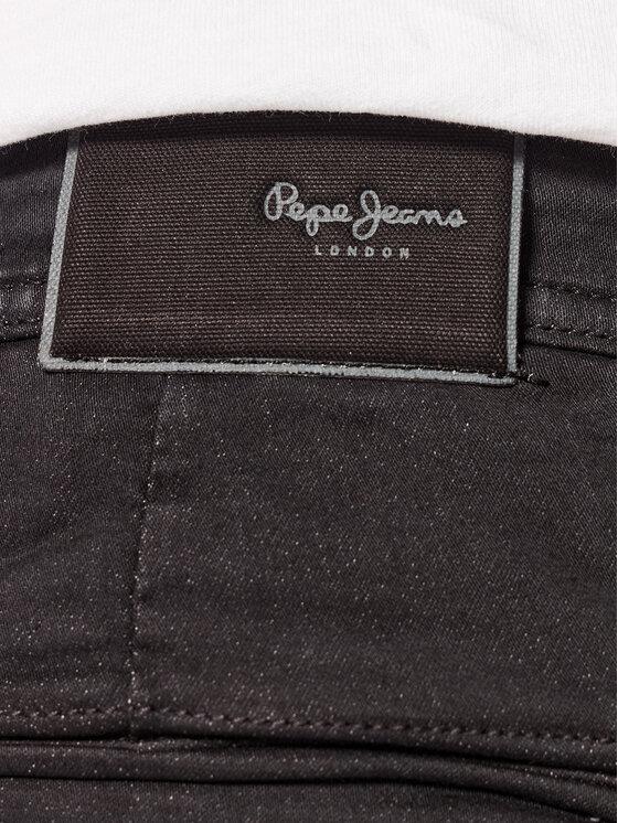Pepe Jeans Pepe Jeans Jogger kelnės Jones PM211355 Juoda Slim Fit