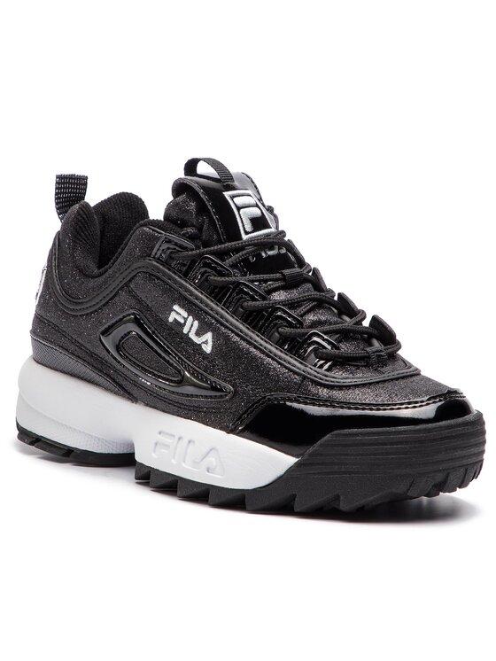 Fila Fila Sneakers Disruptor Glam Low Wmn 1010537.25Y Schwarz