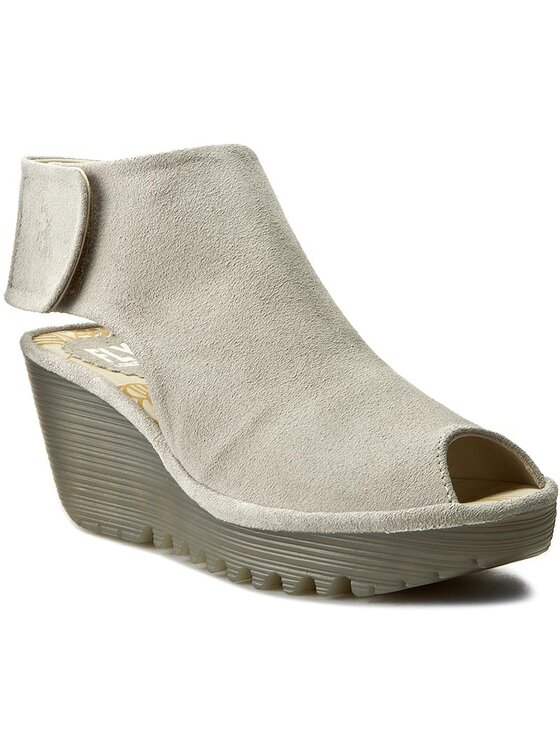 Fly London Fly London Sandales Yonefly P500642009 Gris