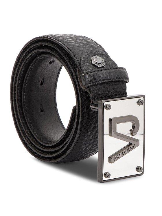Versace Jeans Versace Jeans Cintura da uomo D8YSBF07 Nero