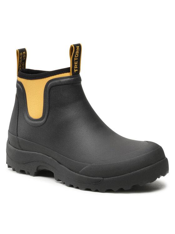 Tretorn Guminiai batai Terrang Low Neo 472627 Juoda