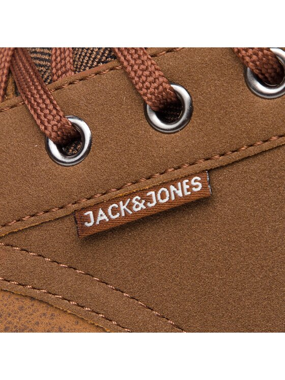 Jack&Jones Jack&Jones Półbuty Jfwgaston 12132883 Brązowy