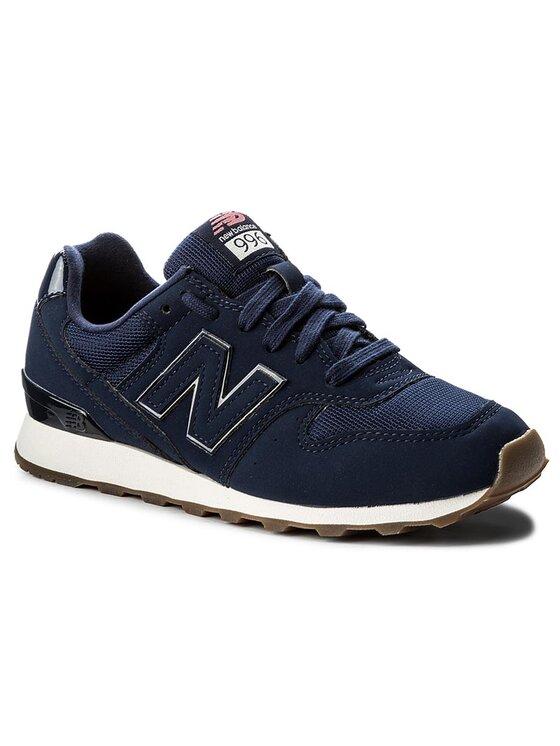 New Balance New Balance Sneakersy WR996SKF Granatowy