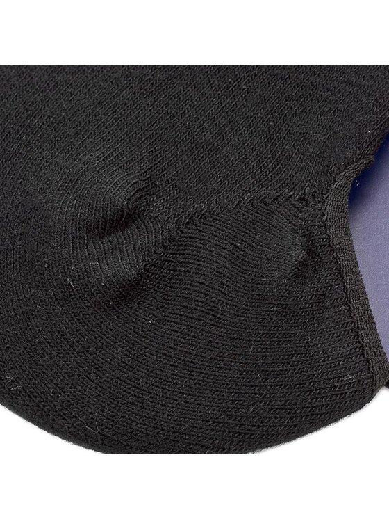 TOMMY HILFIGER TOMMY HILFIGER Súprava 2 párov krátkych pánskych ponožiek 342024001 Čierna