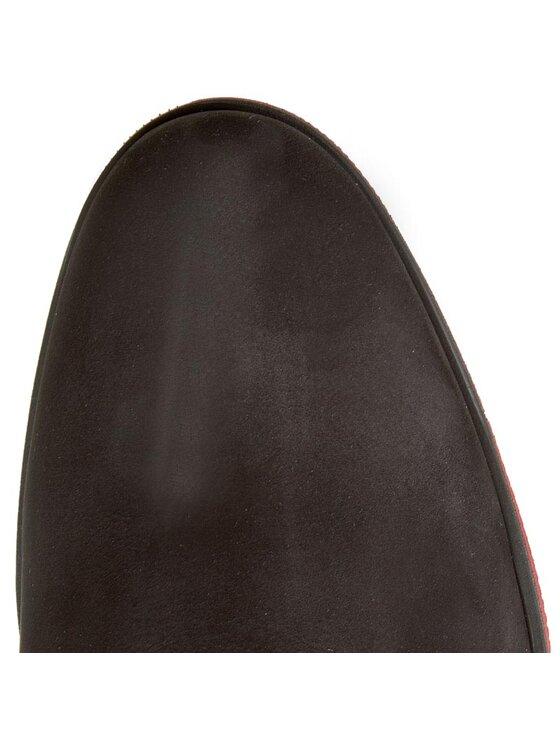 Gino Rossi Gino Rossi Kotníková obuv Andy MTV778-R85-AGRG-9999-0 Černá
